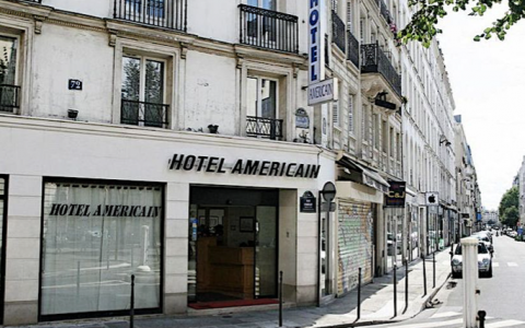 Rénovation partielle HOTEL AMERICAIN (Paris 3E)